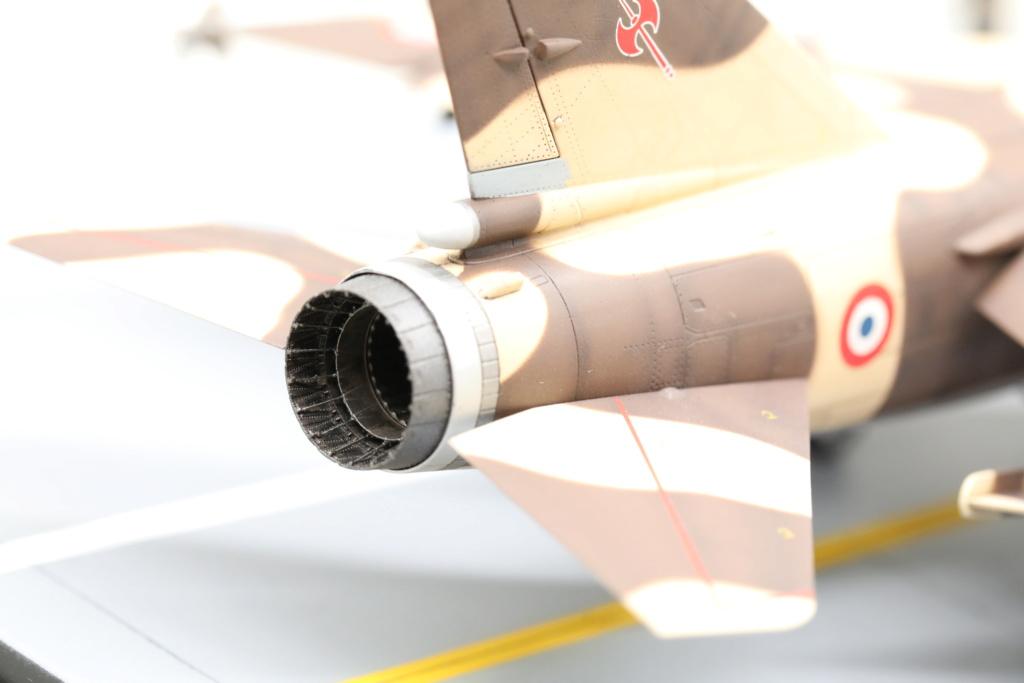KittyHawk 1/48 - Mirage F1 CR 1/33 Belfort Tchad 410a4534