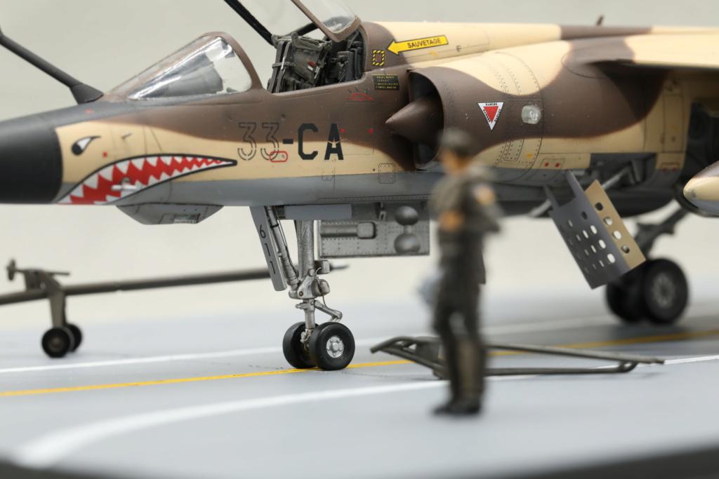 KittyHawk 1/48 - Mirage F1 CR 1/33 Belfort Tchad 410a4537