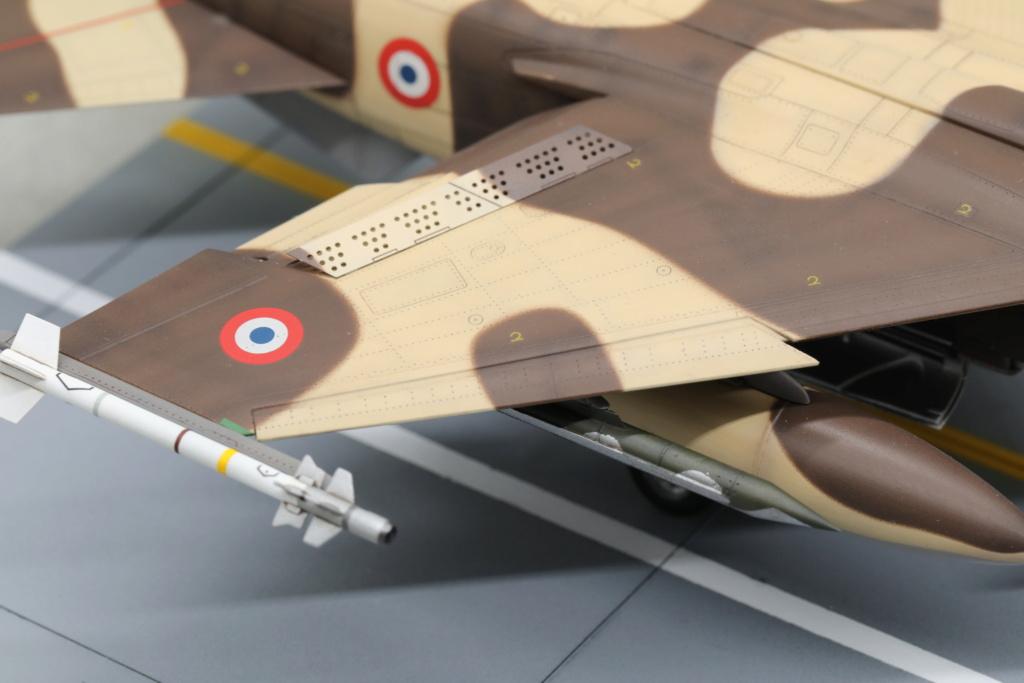 KittyHawk 1/48 - Mirage F1 CR 1/33 Belfort Tchad 410a4538