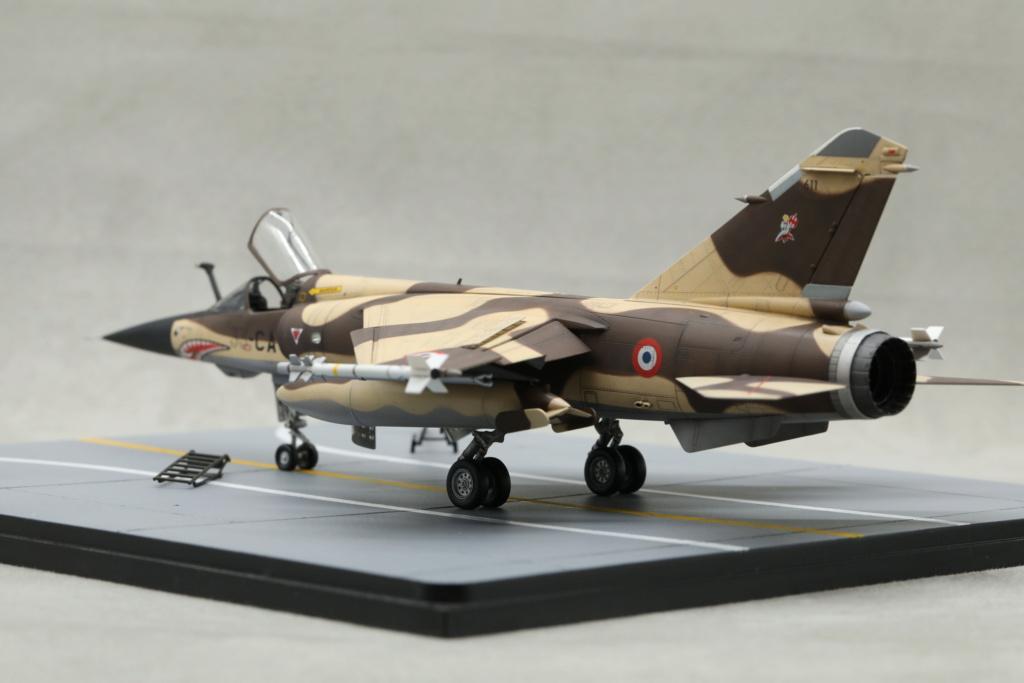 KittyHawk 1/48 - Mirage F1 CR 1/33 Belfort Tchad 410a4614