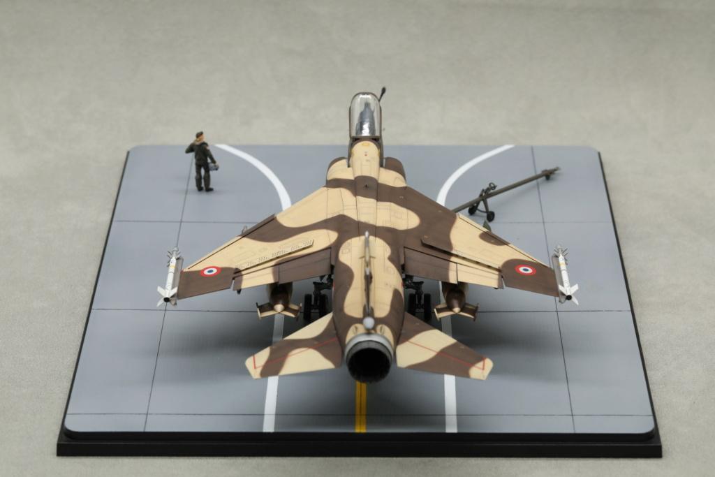 KittyHawk 1/48 - Mirage F1 CR 1/33 Belfort Tchad 410a4615