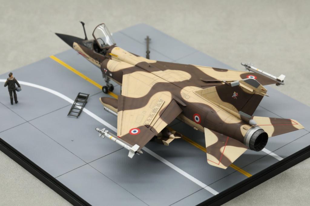 KittyHawk 1/48 - Mirage F1 CR 1/33 Belfort Tchad 410a4616