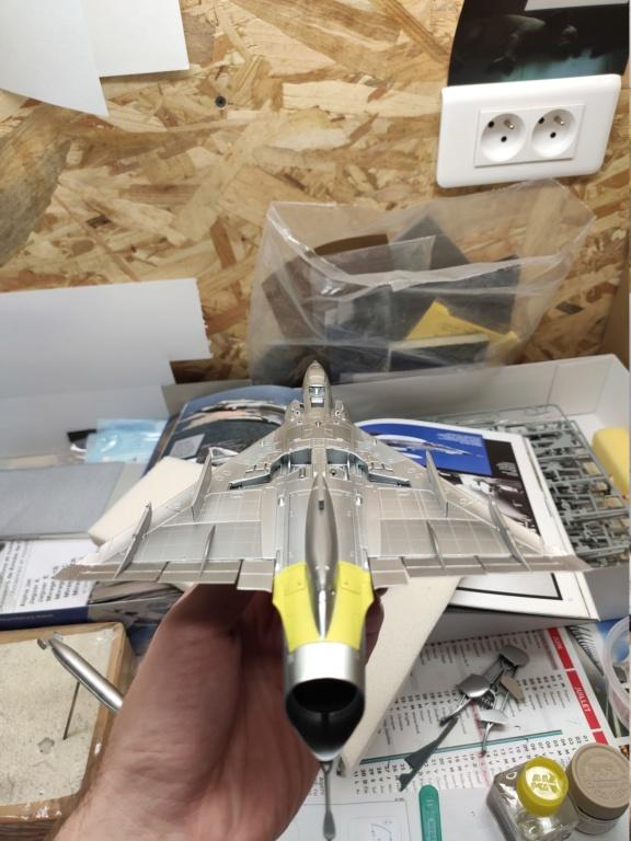 Quintuplé de Mirage III au 1/48 ! - Page 15 Img_2456