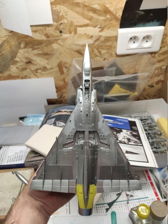 Quintuplé de Mirage III au 1/48 ! - Page 15 Img_2457