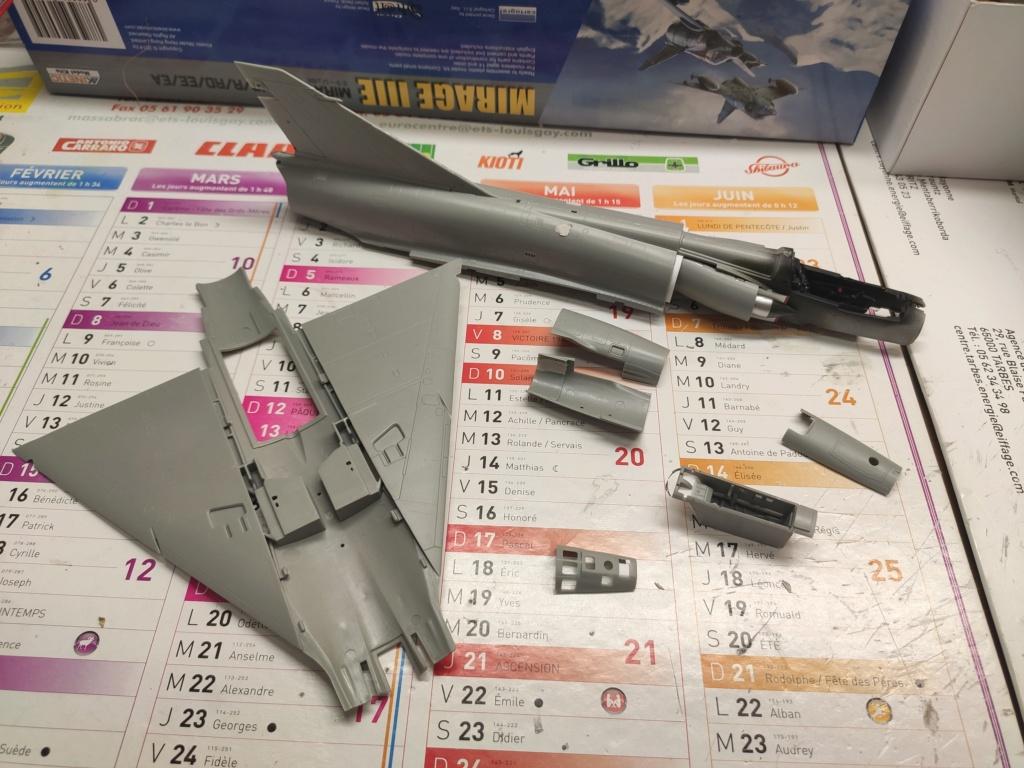 Quintuplé de Mirage III au 1/48 ! - Page 15 Img_2458