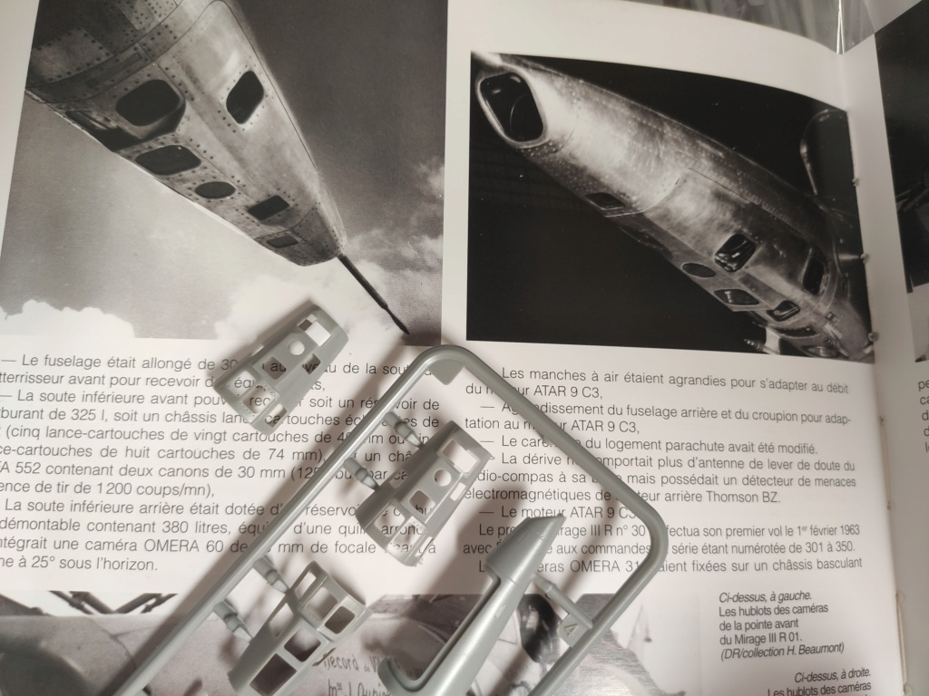 Quintuplé de Mirage III au 1/48 ! - Page 15 Img_2459