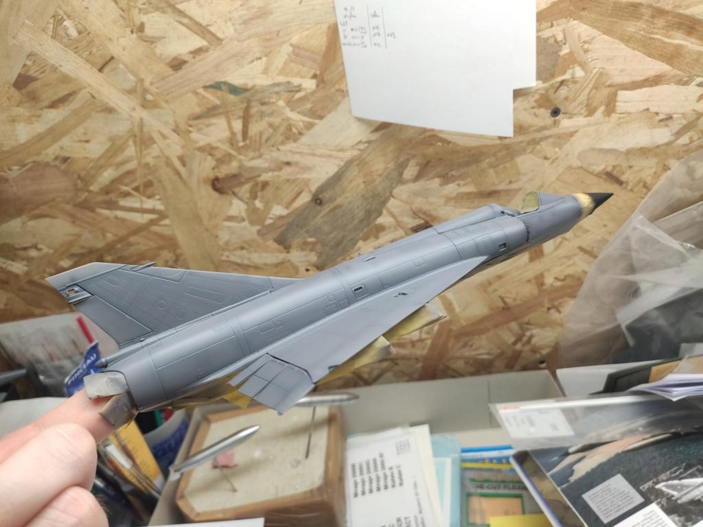 Quintuplé de Mirage III au 1/48 ! - Page 15 Img_2461