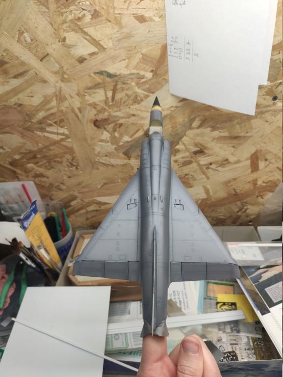 Quintuplé de Mirage III au 1/48 ! - Page 15 Img_2462