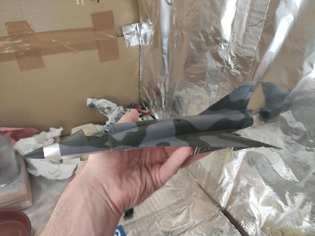 Quintuplé de Mirage III au 1/48 ! - Page 15 Img_2463