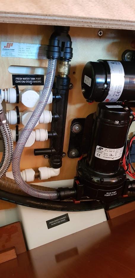 Préfiltre circuit eau douce qui se brise Rzopar10