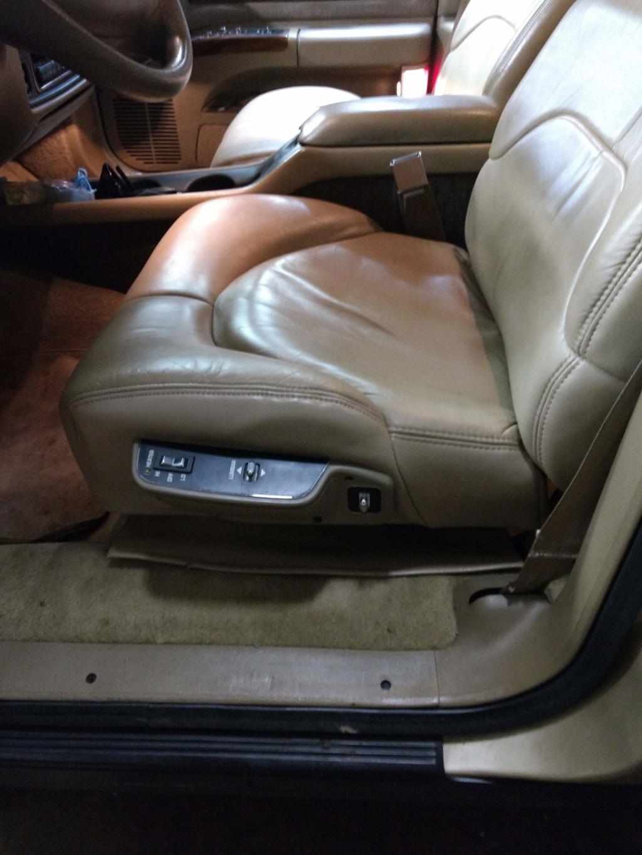 RMW Tan Limited Leather seats (Toledo/Columbus) Img_2030