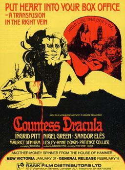 Mejor cartel vampírico Counte10