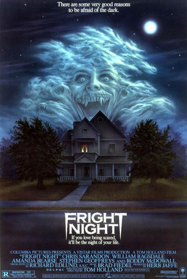 Mejor cartel vampírico Fright10