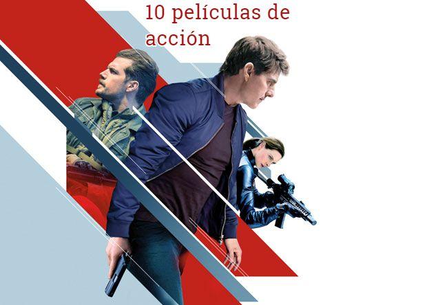 10 películas de acción K294sm10