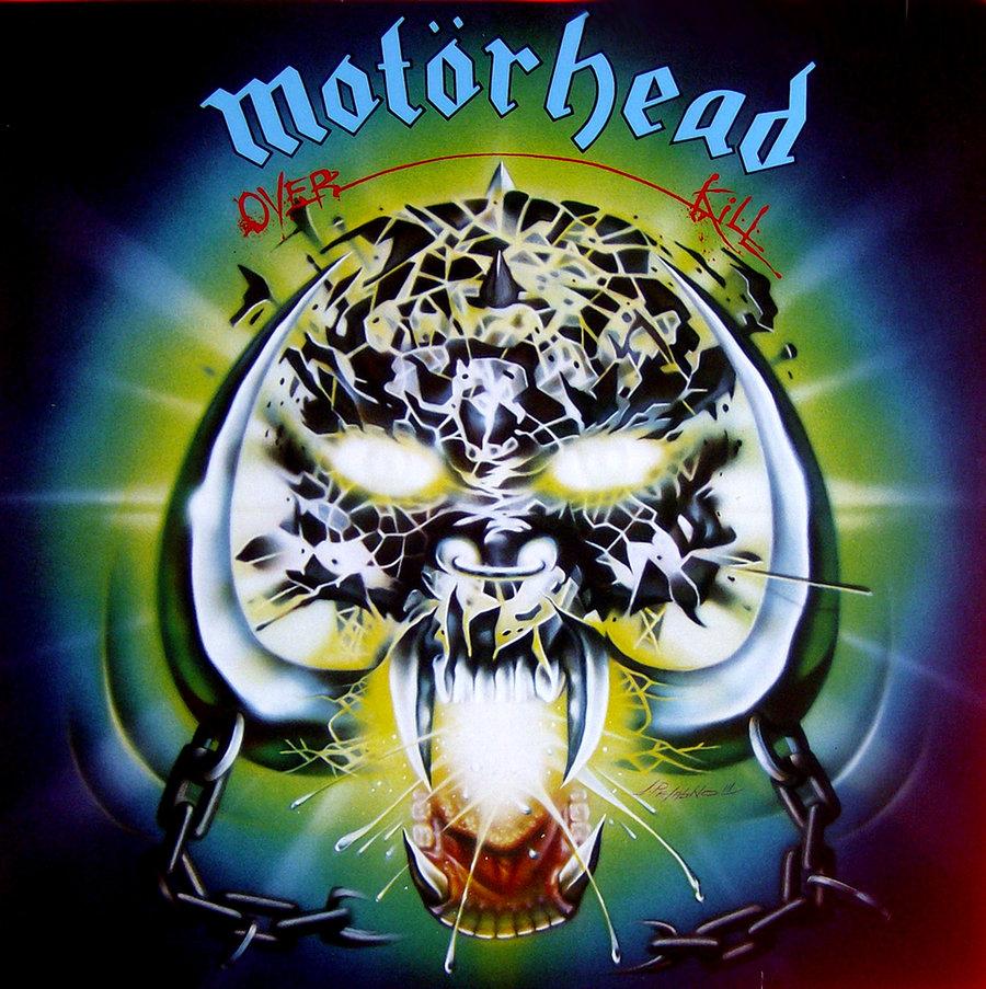 Trilogía Motorhead Motorh10