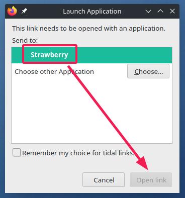 Strawberry (mini análisis): Tidal en bitperfect en Linux (y más cosas) - Página 2 2020-021