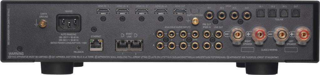 ¿Cuál es la mejor manera de integrar un Linn Majik DSM en un sistema multicanal no Linn? Majik-10