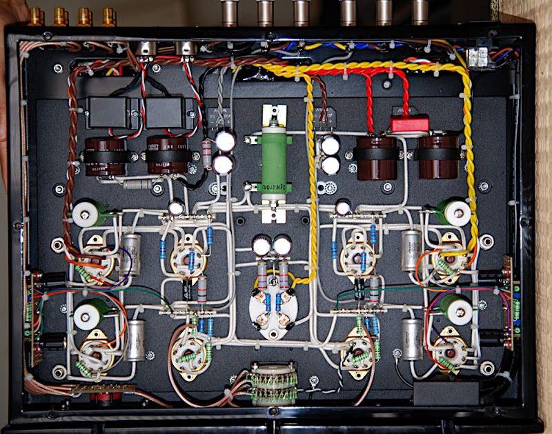WILLSENTON R8 Amp integrado a Válvulas 2018-010