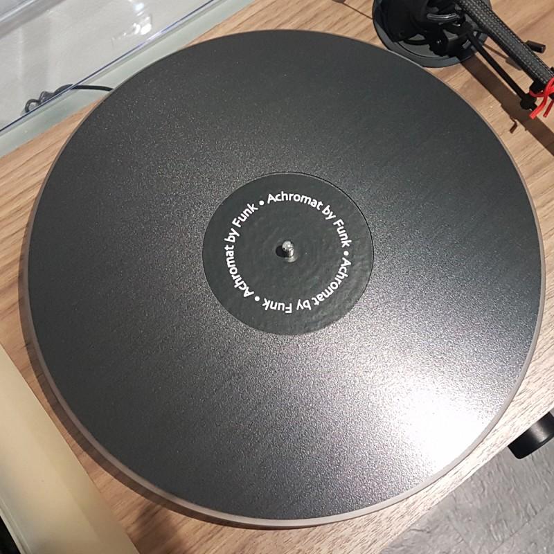 Cambiar el Platter de un Music Hall 5.3 Funk-f10