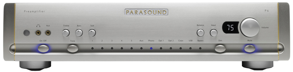 Parasound P5 y P6 P6_fro10