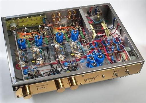 WILLSENTON R8 Amp integrado a Válvulas Unname14