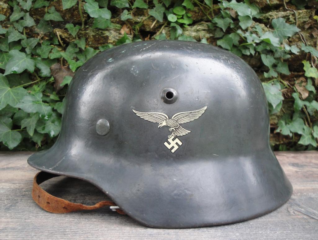 Casque M35 DD Luftwaffe Premier type 1033