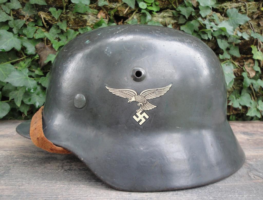 Casque M35 DD Luftwaffe Premier type 1130