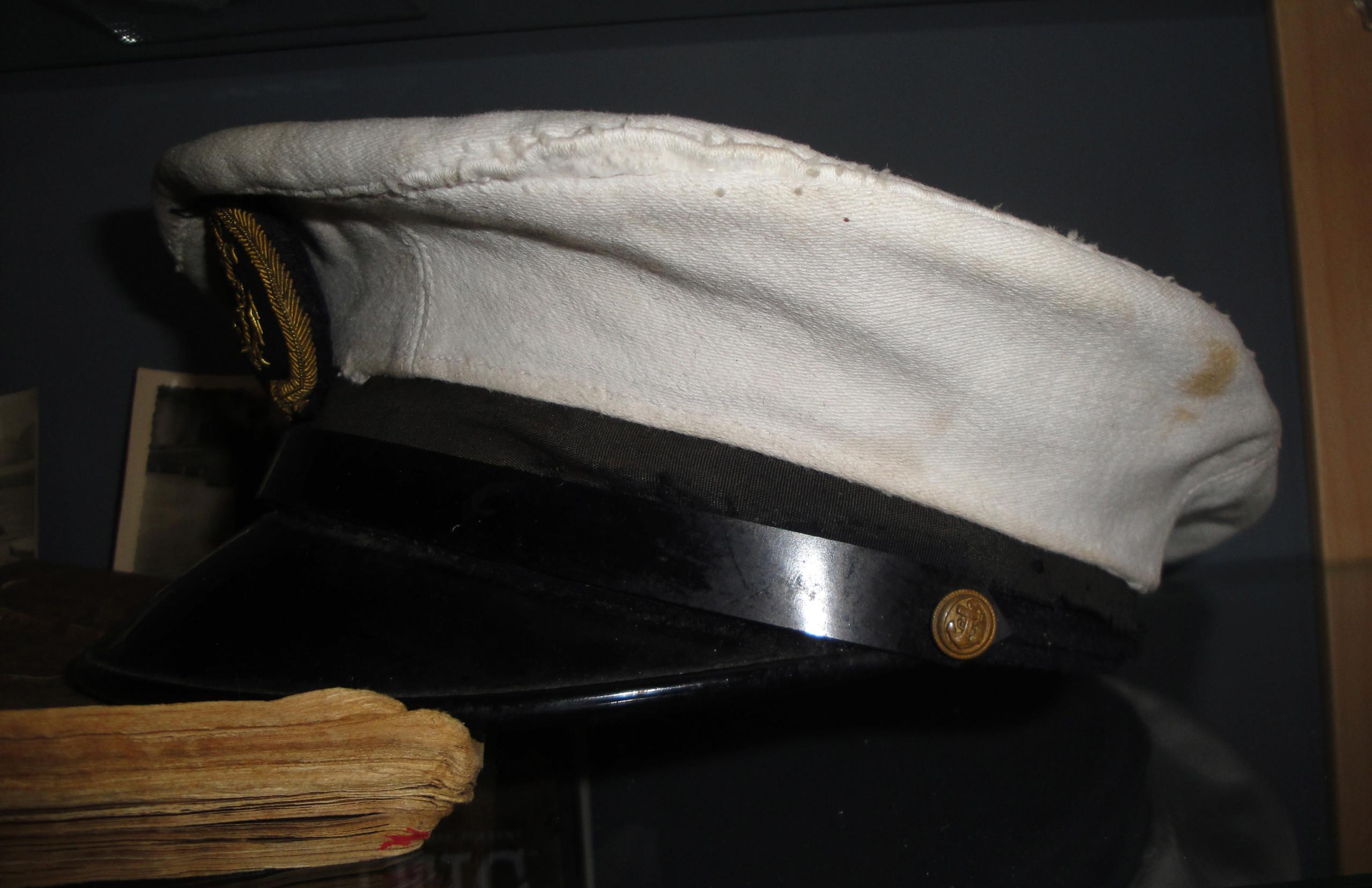 Ma Première,et certainement plus importante casquette de mon existence 1135
