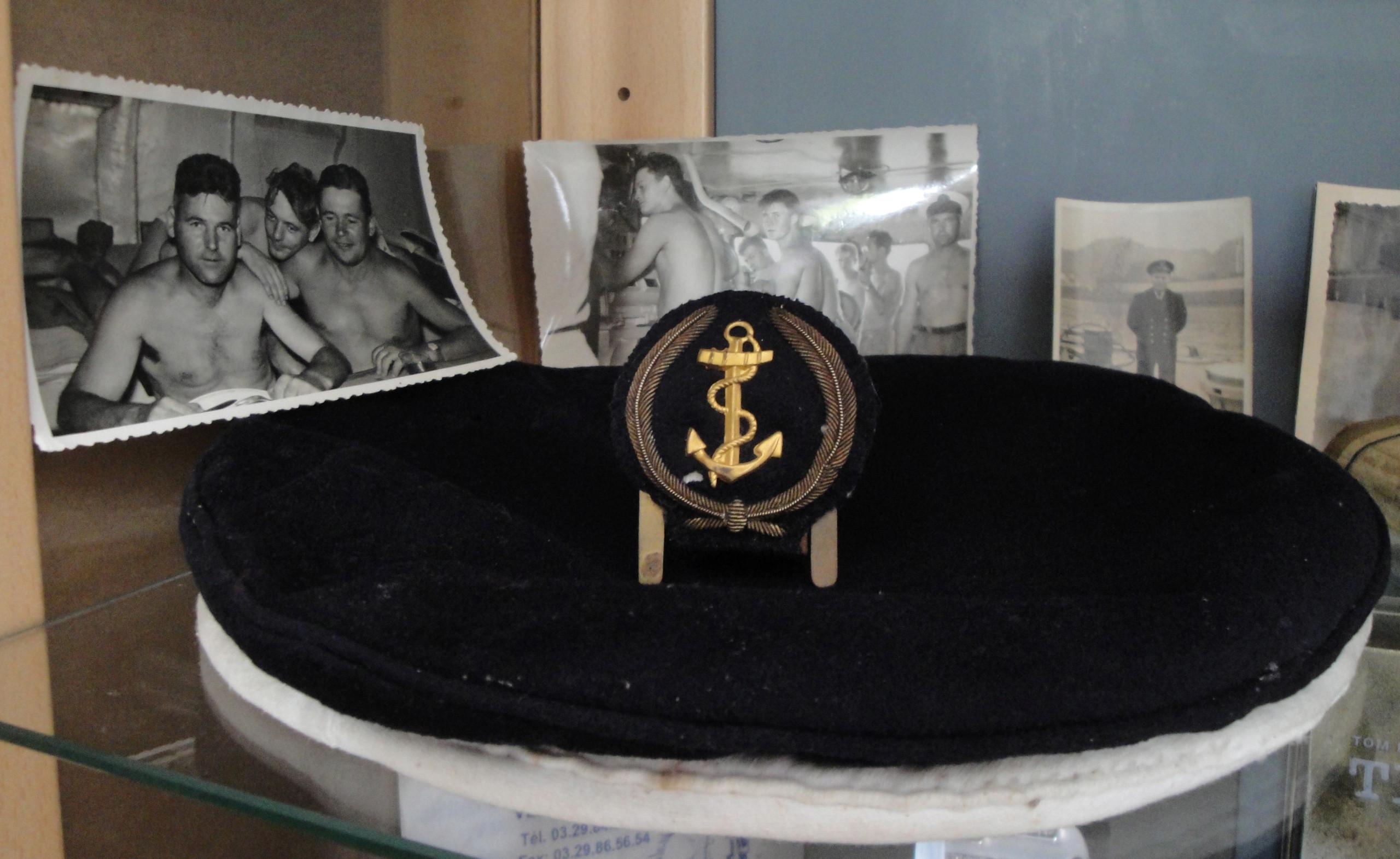 Ma Première,et certainement plus importante casquette de mon existence 1232