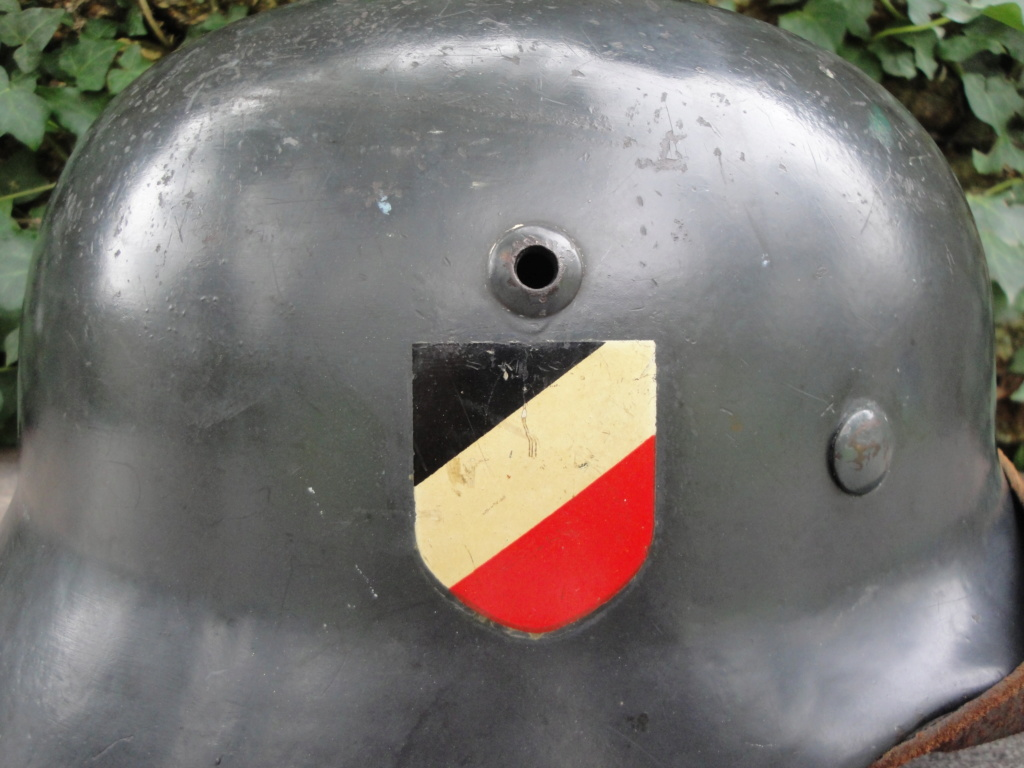 Casque M35 DD Luftwaffe Premier type 1329