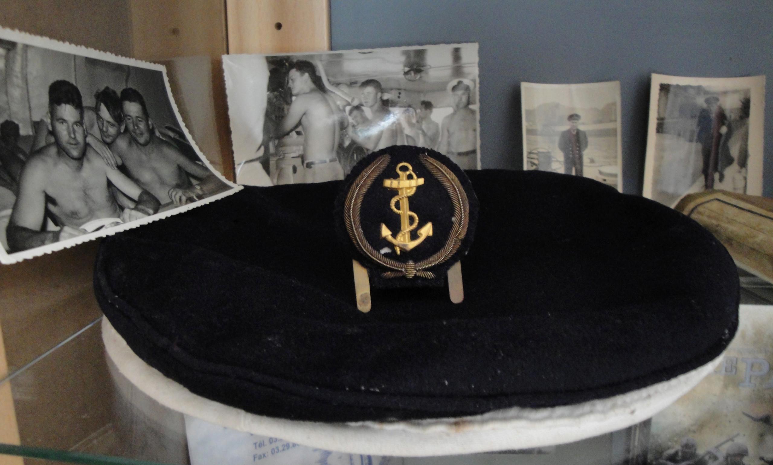 Ma Première,et certainement plus importante casquette de mon existence 1333