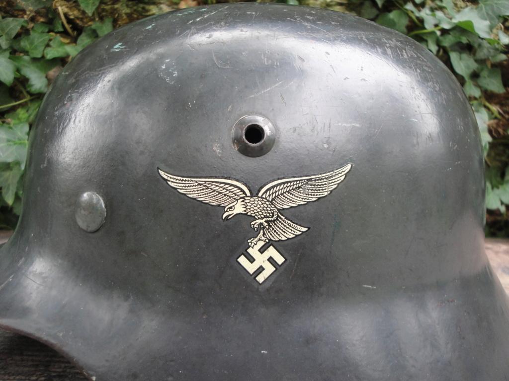 Casque M35 DD Luftwaffe Premier type 1426