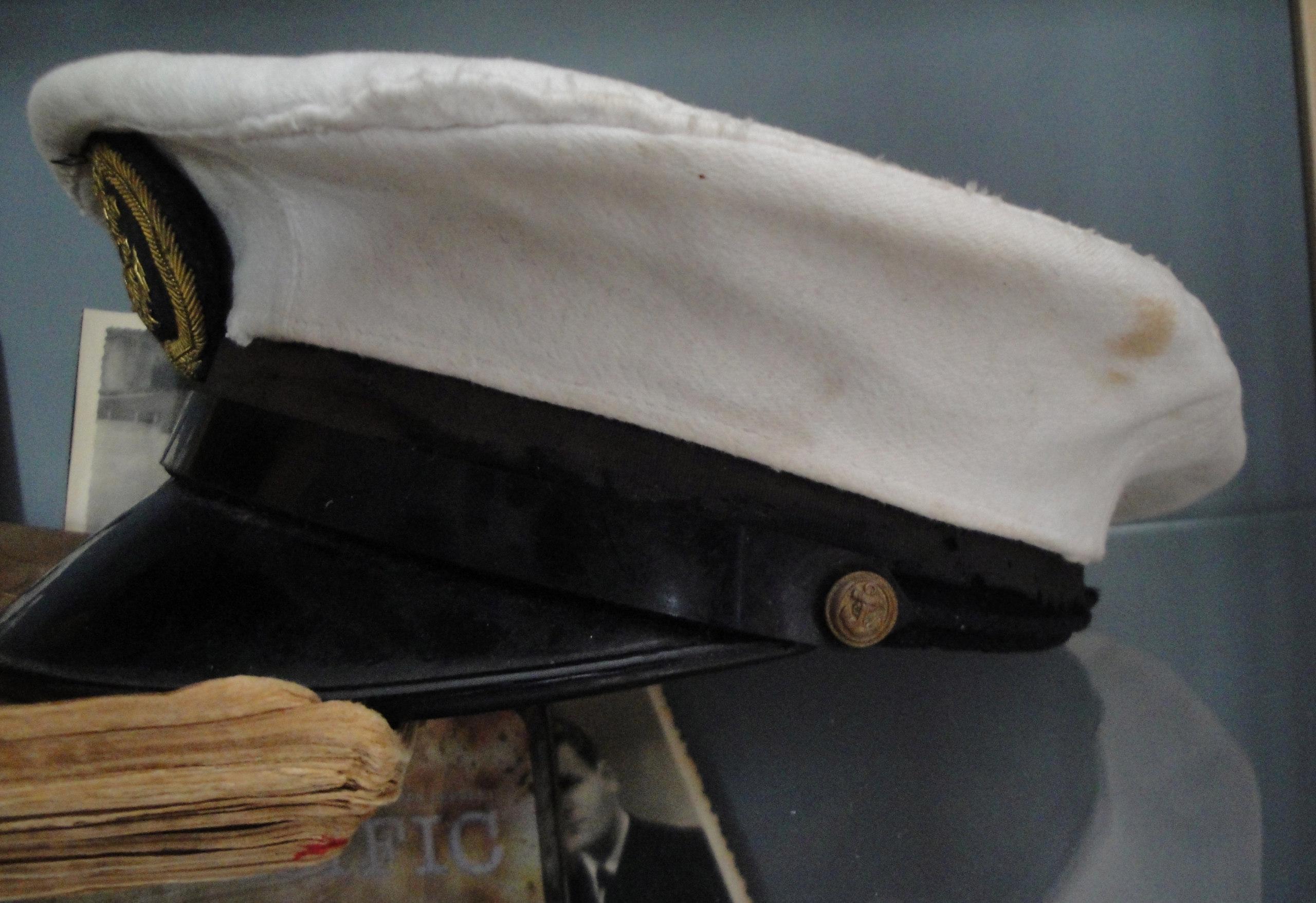 Ma Première,et certainement plus importante casquette de mon existence 1429