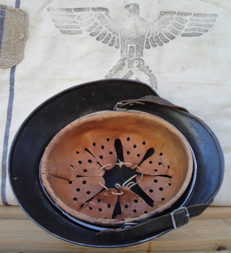 Les casques de la Luftwaffe 1513