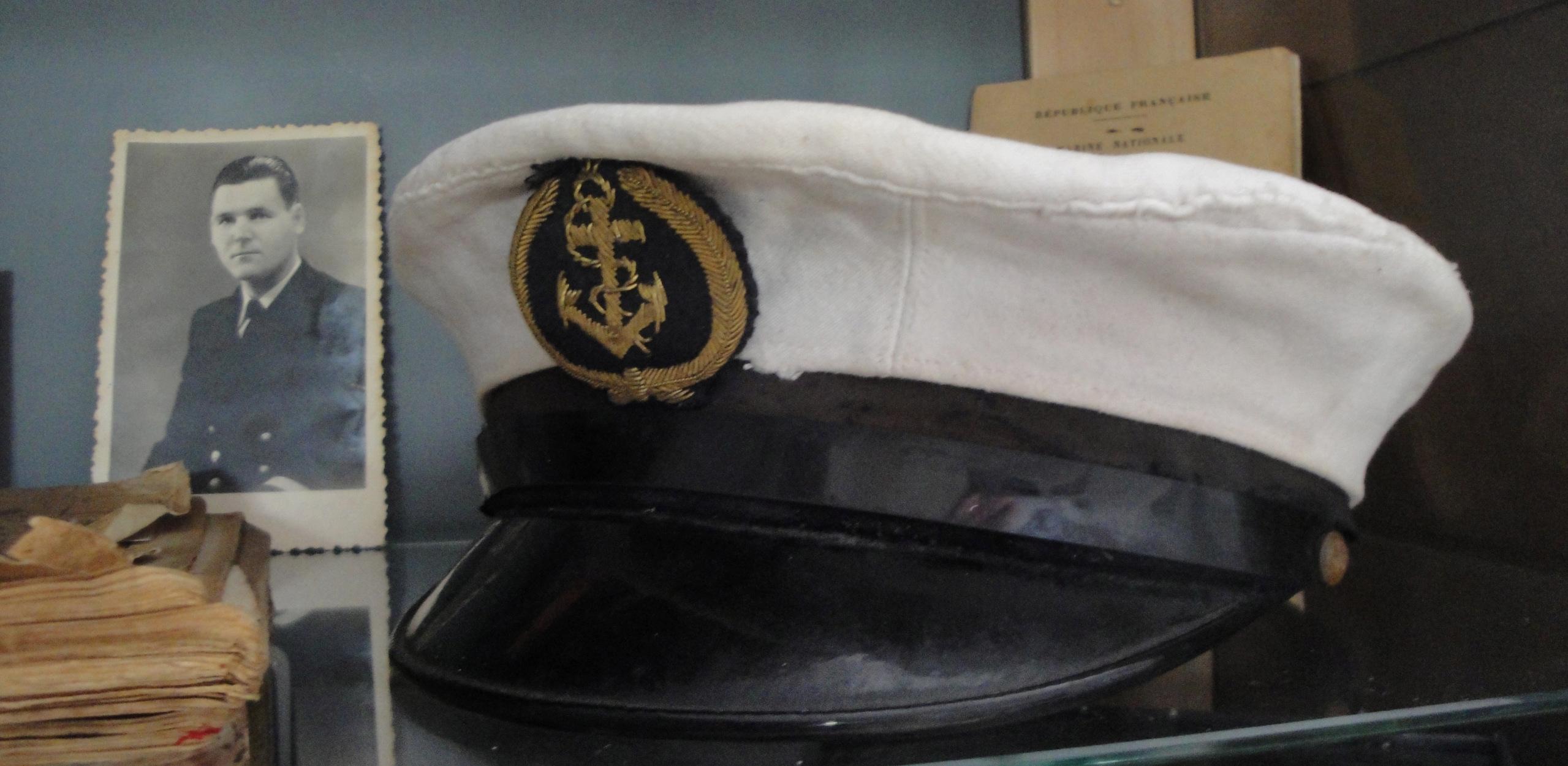 Ma Première,et certainement plus importante casquette de mon existence 1527