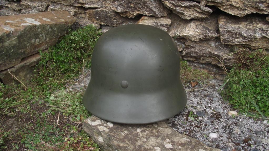 Casque Heer typique de la Wehrmacht 1820