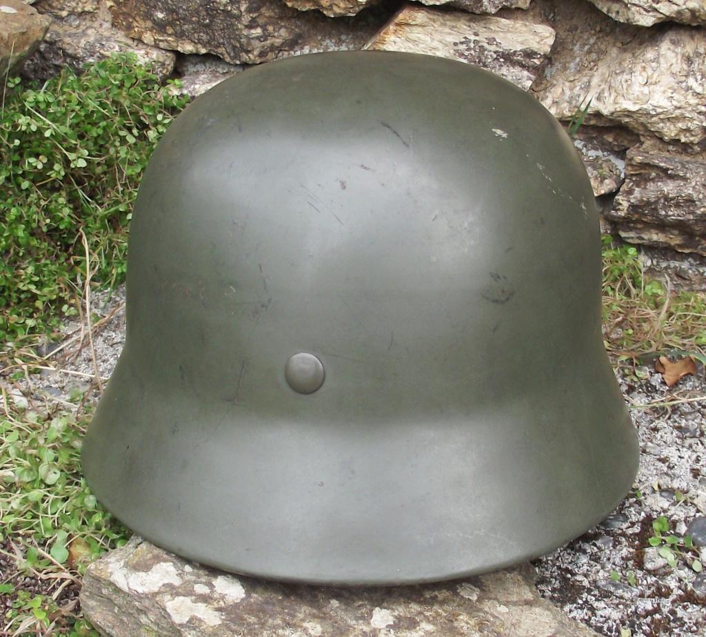 Casque Heer typique de la Wehrmacht 1920