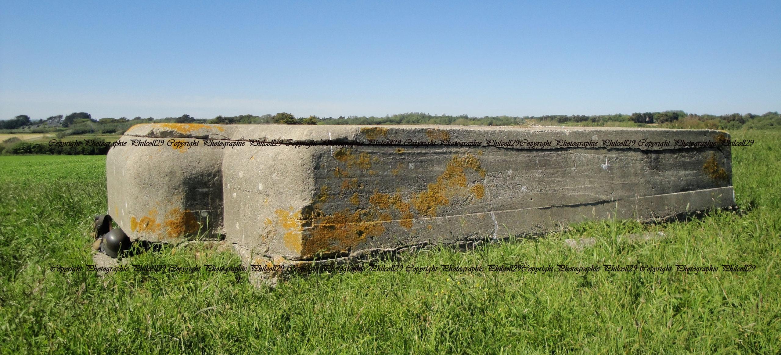 Nature verte Bunker Allemand d'observation  1927