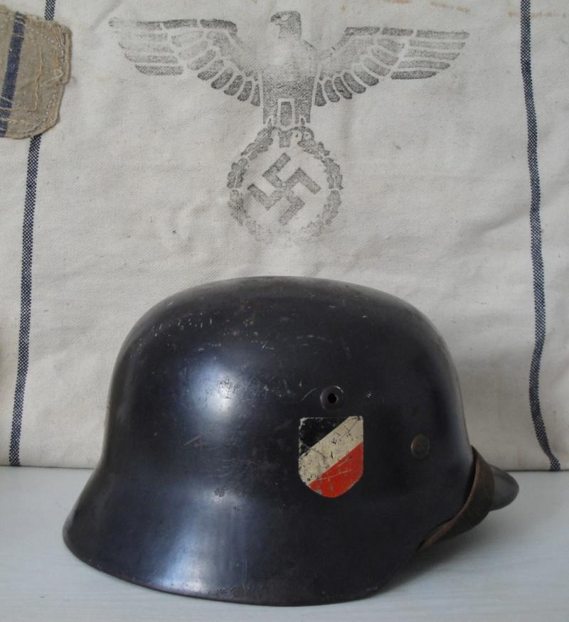 Les casques de la Luftwaffe 214