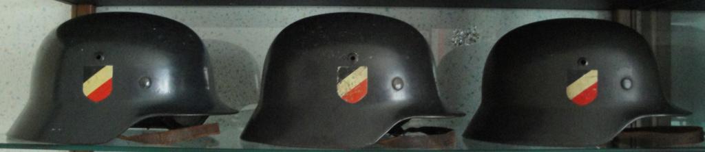 Casque M35 DD Luftwaffe Premier type 2223