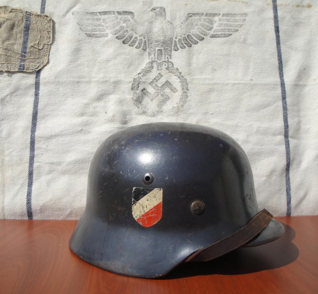 Casque All M35 DD Luftwaffe 226
