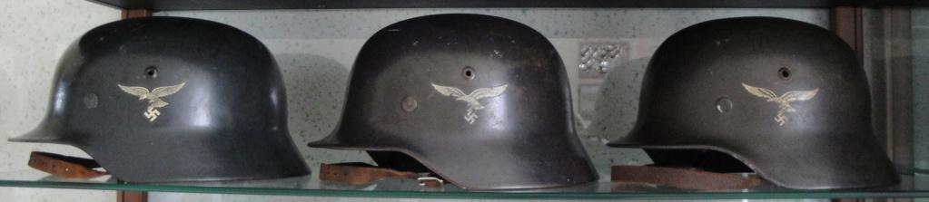 Casque M35 DD Luftwaffe Premier type 2322