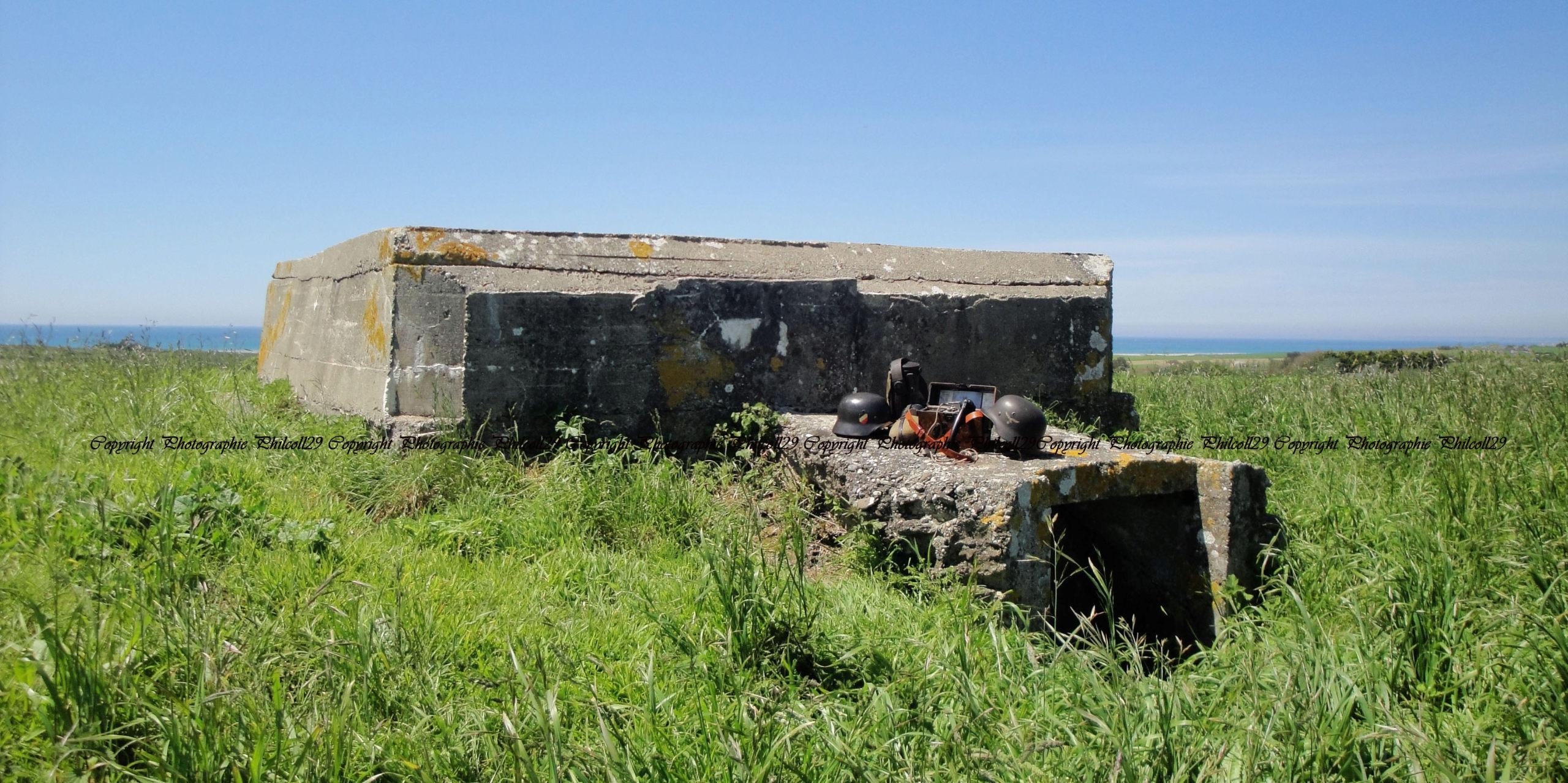 Nature verte Bunker Allemand d'observation  3117