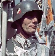 Casque Heer typique de la Wehrmacht 3215
