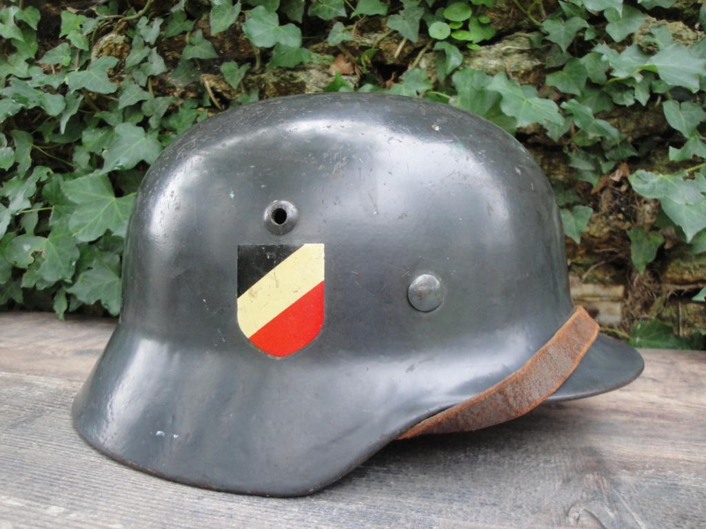 Casque M35 DD Luftwaffe Premier type 333