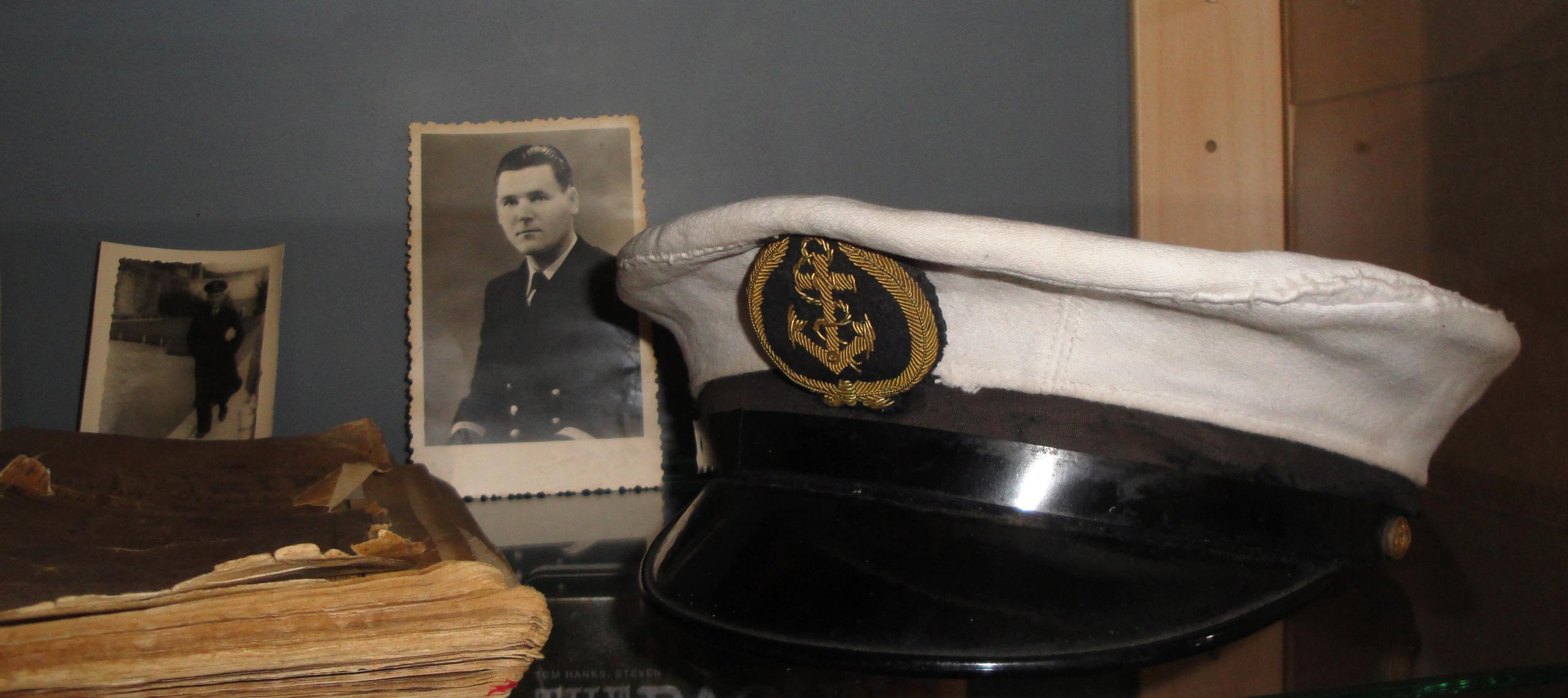 Ma Première,et certainement plus importante casquette de mon existence 343