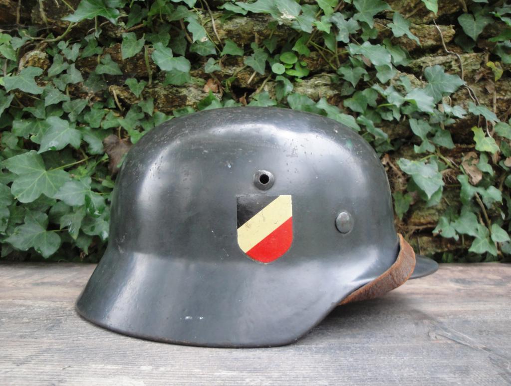 Casque M35 DD Luftwaffe Premier type 433