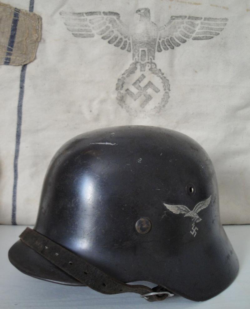 Les casques de la Luftwaffe 513