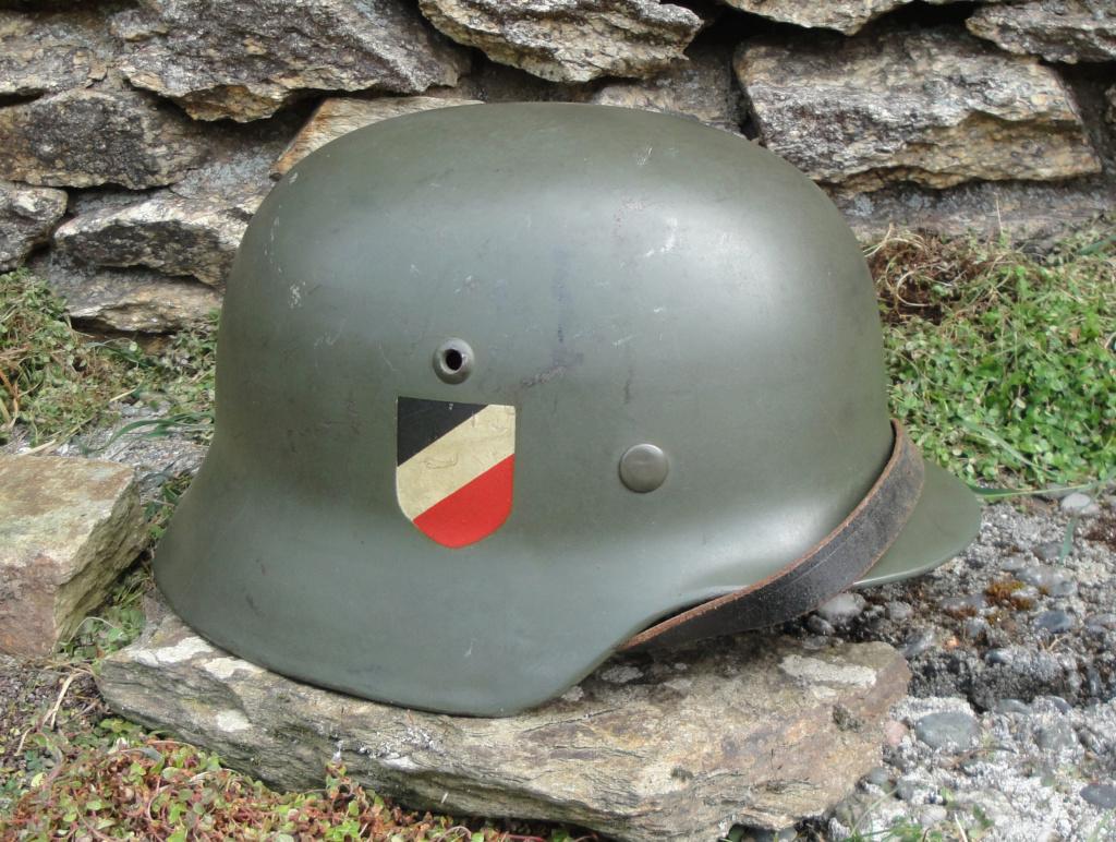 Casque Heer typique de la Wehrmacht 531