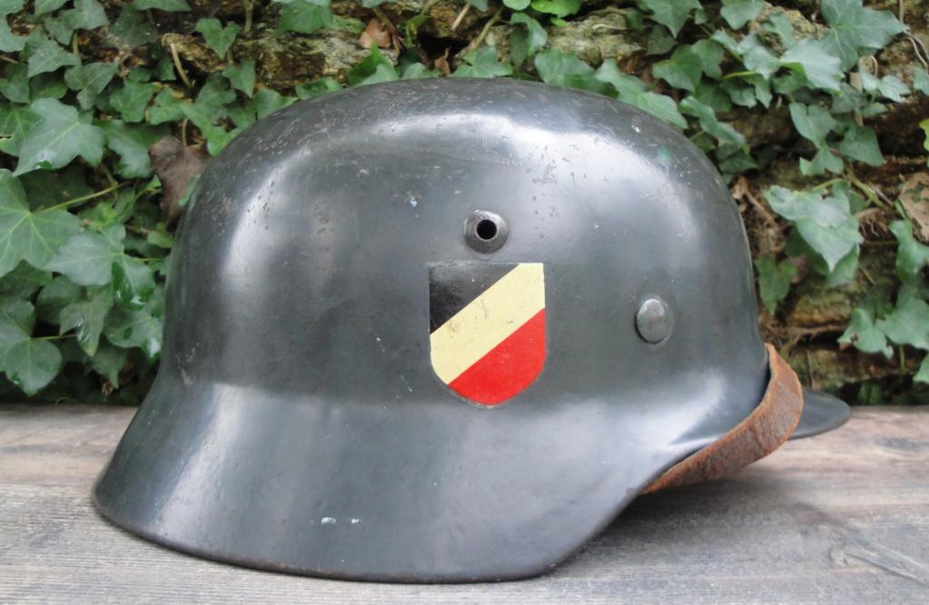 Casque M35 DD Luftwaffe Premier type 537
